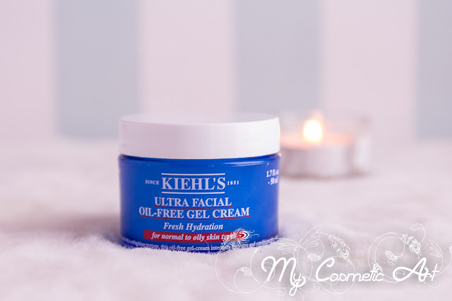 Mi experiencia con el  Ultra Facial Oil Free Gel Cream de Kiehl,s. Vuelven los descuentos de Friends&Family.