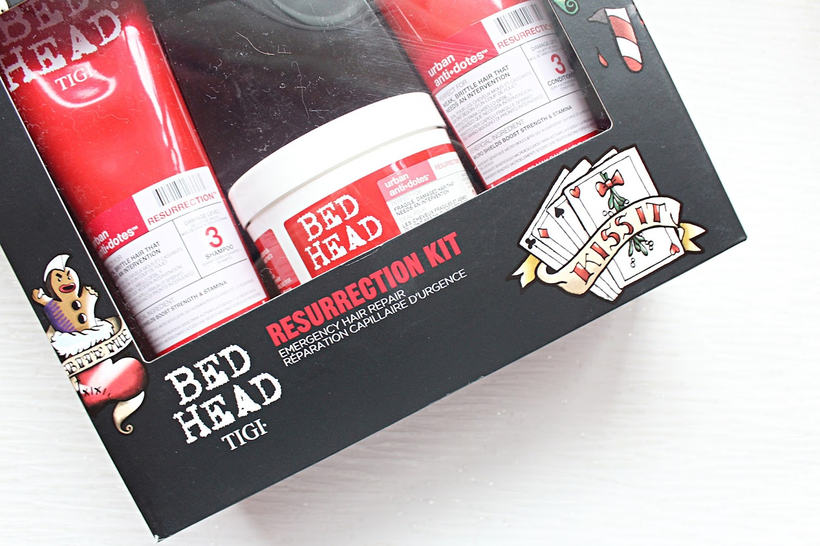 Tigi Bed Head Resurrection Gift Set