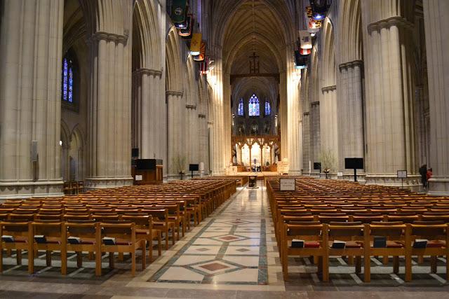 Національний Собор у Вашингтоні, округ Колумбія (Washington National Cathedral,  Washington, DC)