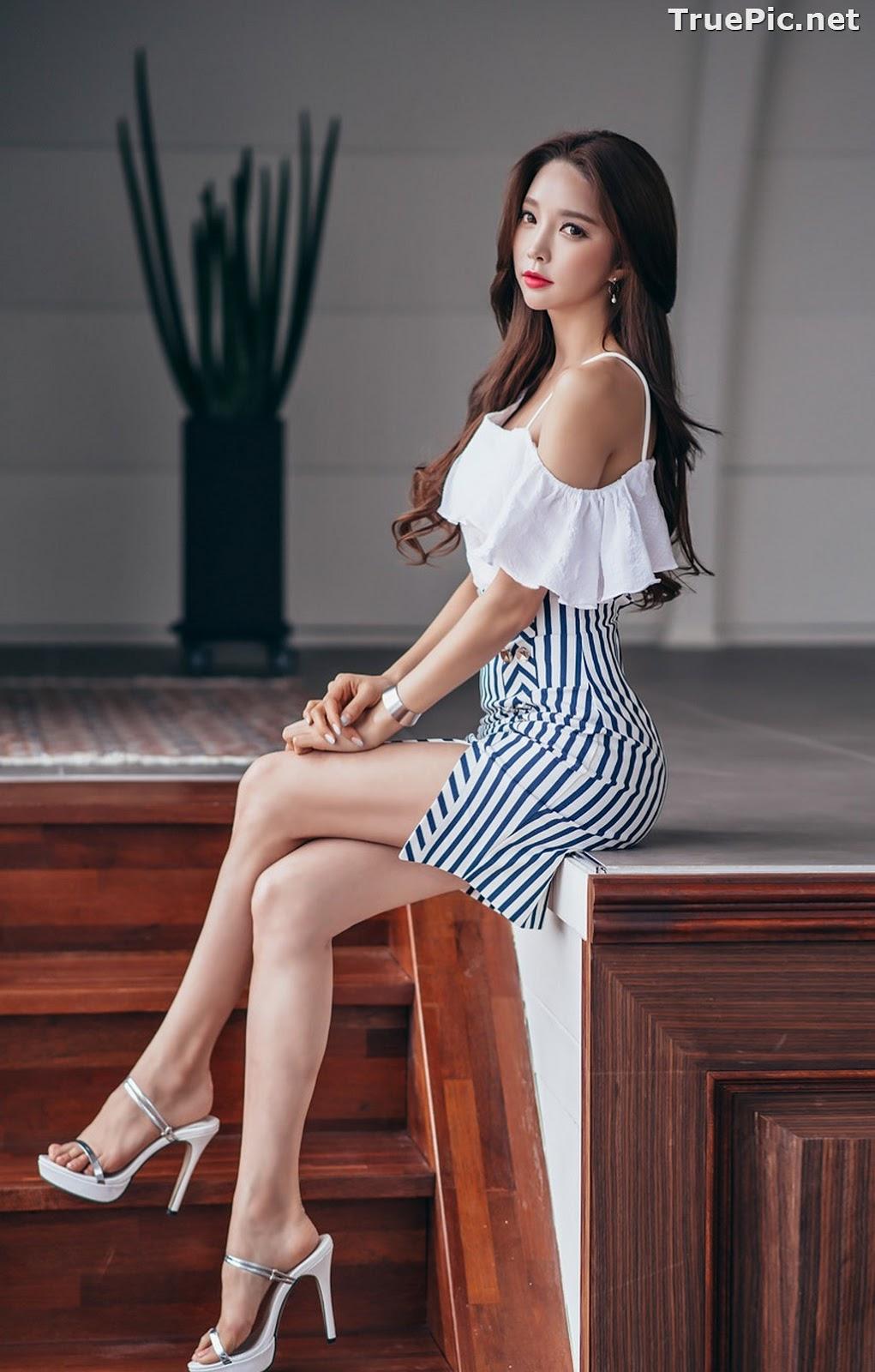 Image Korean Beautiful Model – Park Soo Yeon – Fashion Photography #2 - TruePic.net - Picture-7