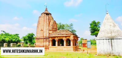 सोलह स्तम्भ पर आधारित शिव मंदिर सहसपुर (बेमेतरा)