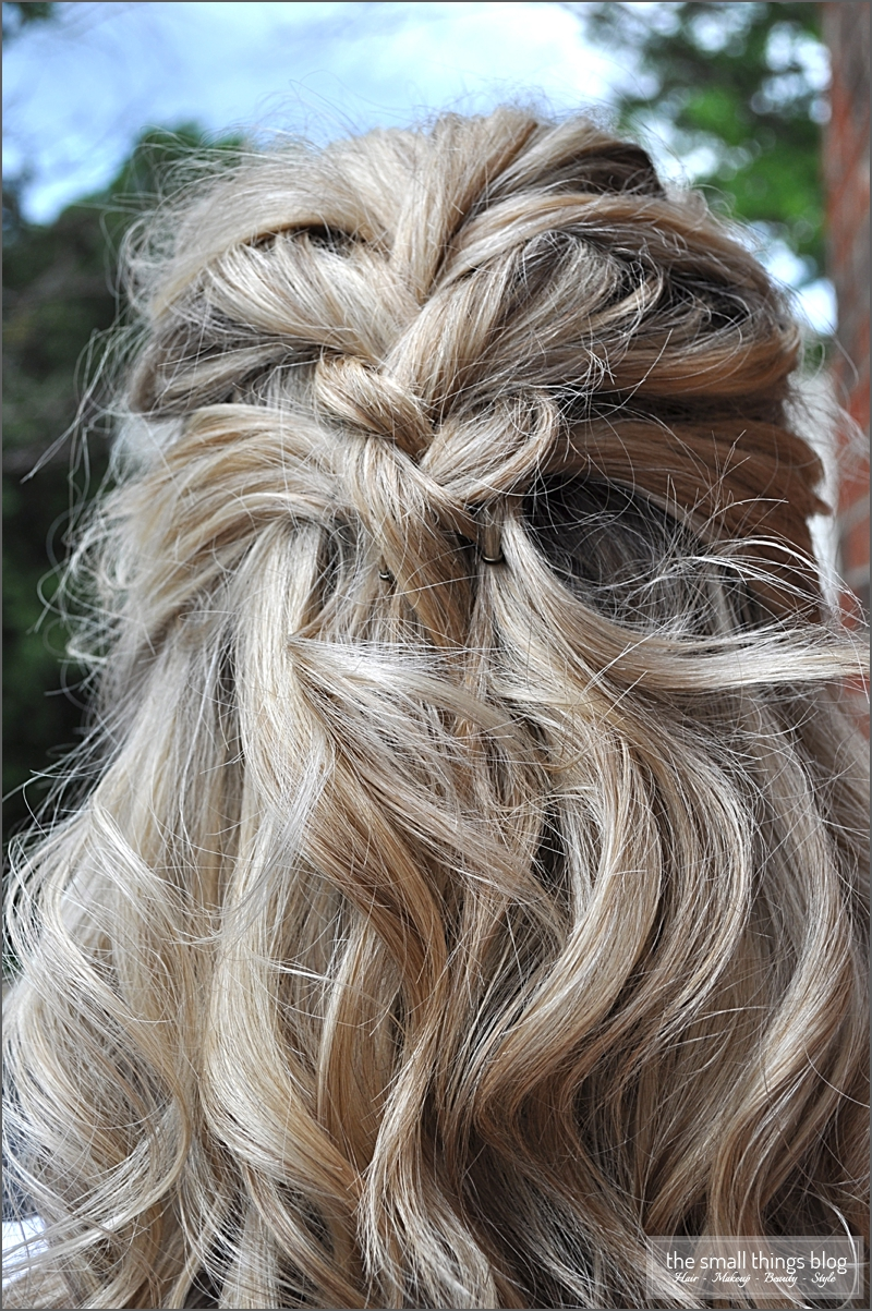The Braided Back The Small Things Blog