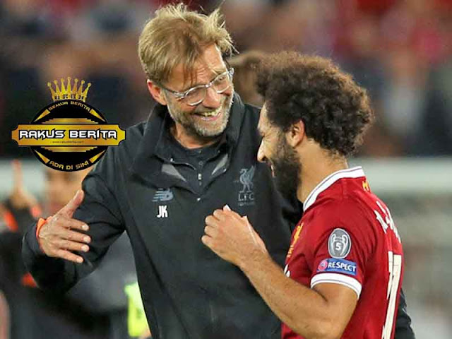 Klopp Dukung Salah Sabet Gelar Player Of The Year