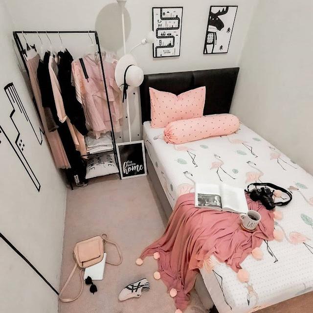 Model Kamar Tidur Sederhana untuk Remaja Terbaru
