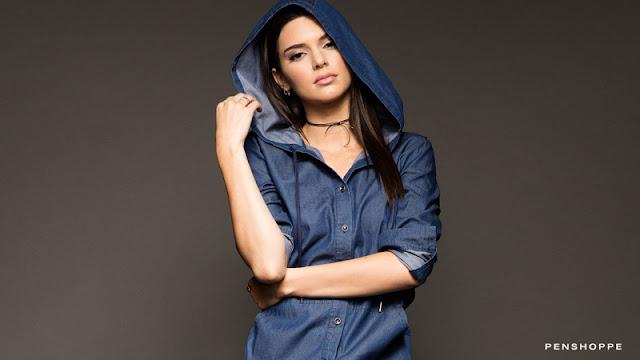 Penshoppe DenimLab Campaign 2016 starring Kendall Jenner