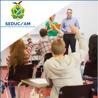 Concurso SEDUC-AM 2018