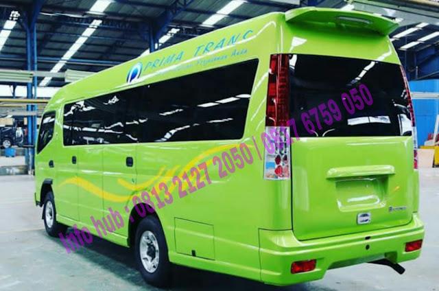 jual mobil baru micro bus mitsubishi pariwisata 2018