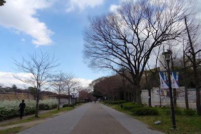 10D9N Spring Japan Trip: Osaka Castle Park