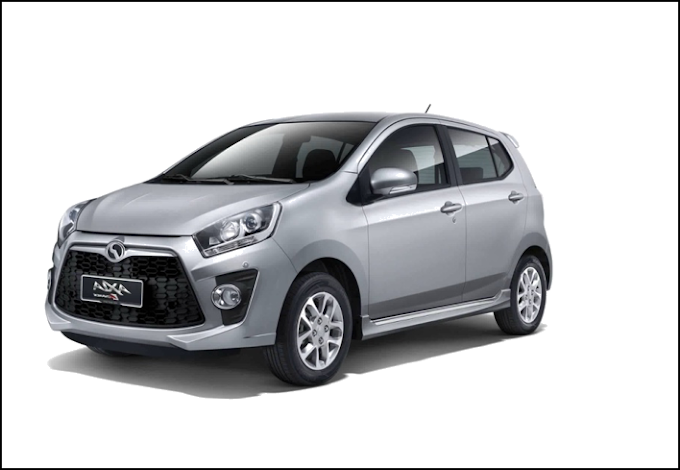 Perodua Axia 1.0 (A) or Similar