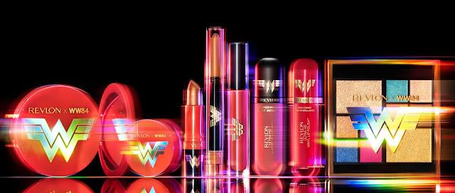 Revlon Wonder Woman 1984 Collection