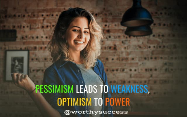Ways to combat negativity – Be a Positive & challenging Person