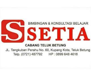 Bursa Kerja di BIMBEL SETIA Bandar Lampung Terbaru September 2016
