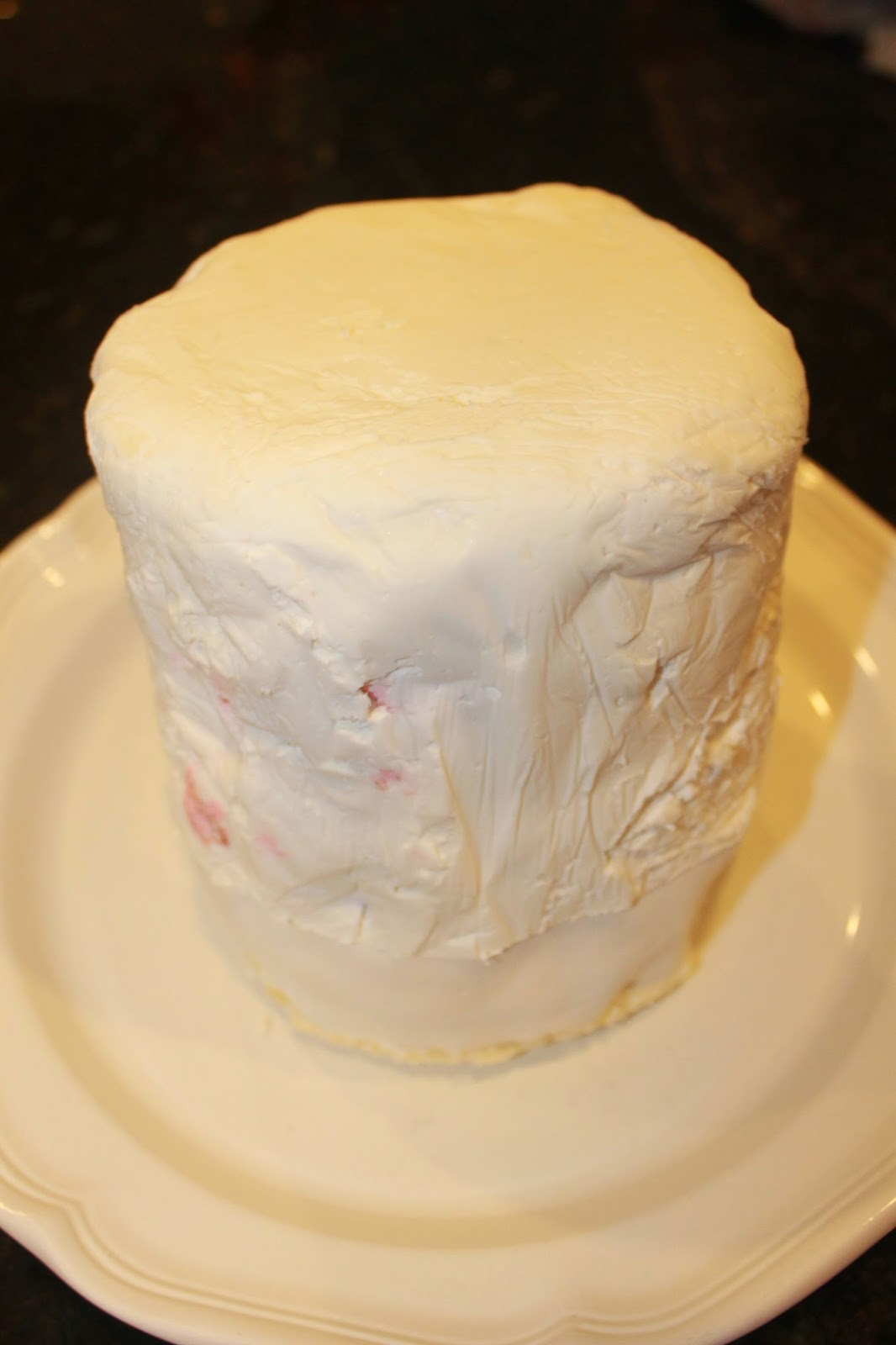 how to defrost wedding cake one year later maryland pink and green how to eat wedding cake one year 15702