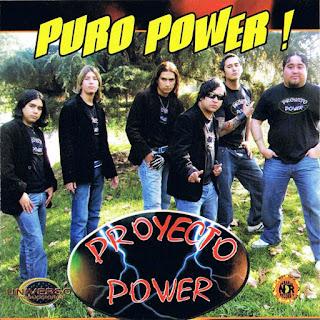 proyecto power puro power