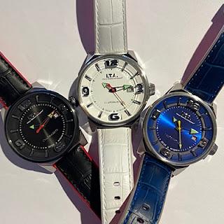 I.T.A イタリア 自動巻き 限定時計