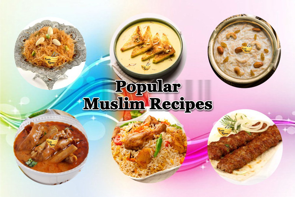 Muslim Recipes in Hindi