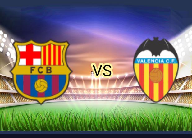 نتيجة مباراة برشلونة وفالنسيا اليوم السبت 14/9/2019 برشلونة يسحق فالنسيا بخماسية في بالدوري الاسباني