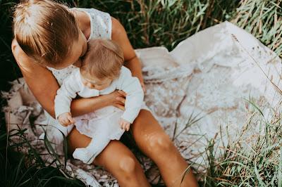 Minä ja vauva