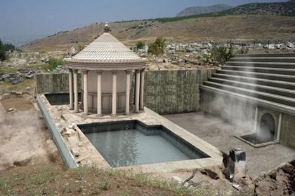 เฮียราโปลิส (Hierapolis) @ www.denizlihotel.com