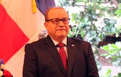 José Tomás Pérez, envió una carta al Congreso de Estados Unidos defendiendo primarias del PLD