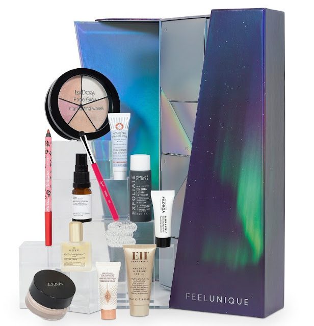 Feelunique Launch Two Beauty Advent Calendars - Full Contents Reveal