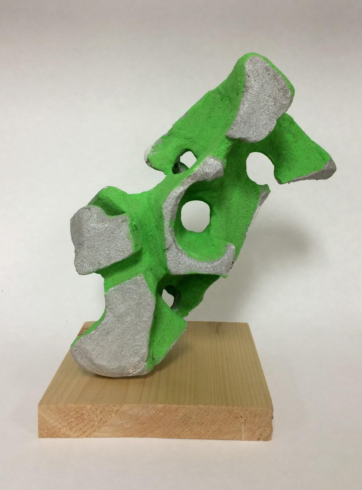 Art  Paper  Scissors  Glue!: Foam Sculptures