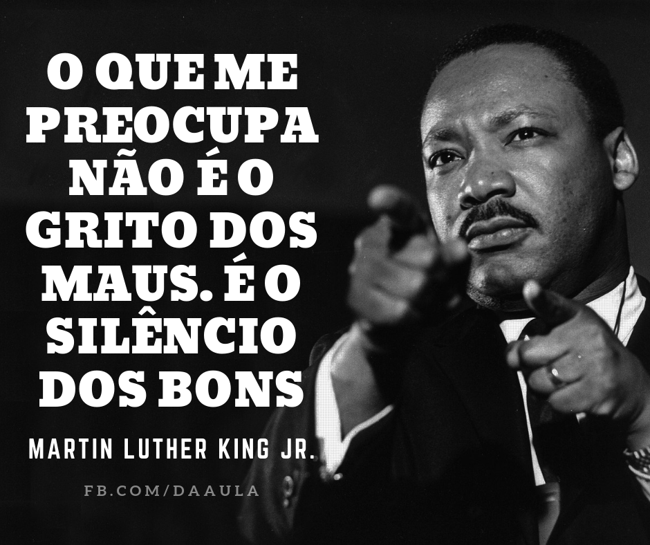 Martin Luther King Jr.?