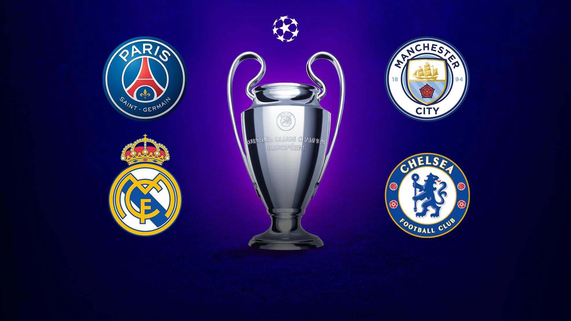 Champions League semi-final