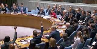 Moscow calls for UNSC urgent meeting over US and its allies' aggression on Syria
