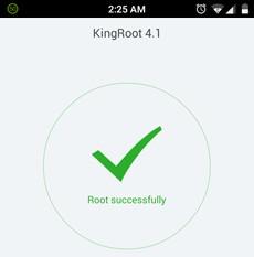 Root Android Dengan KingRoot Tanpa PC
