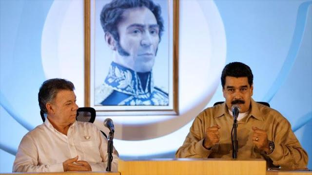 Venezuela denuncia 'maliciosas' declaraciones de Colombia
