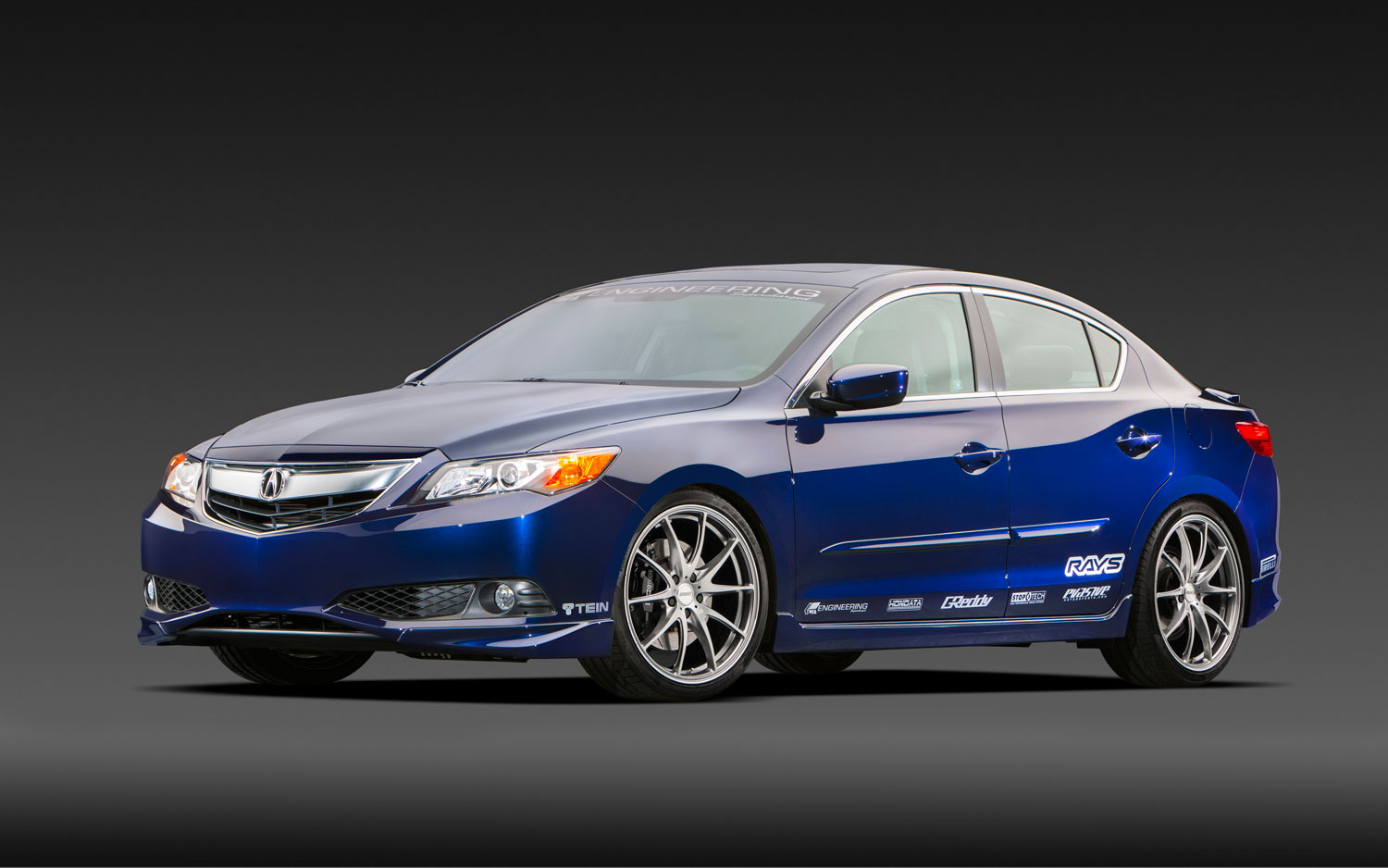 Supercharged 2013 Acura ILX