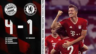 Chelsea Vs Bayern Munich: we die here