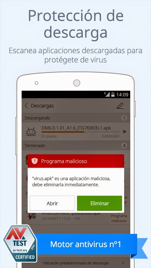 CM BROWSER : Veloz Navegador para tu Android