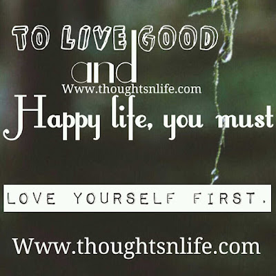 happy life love yourself quotes