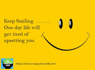 Keep Smiling ....... | Quotes on Smile