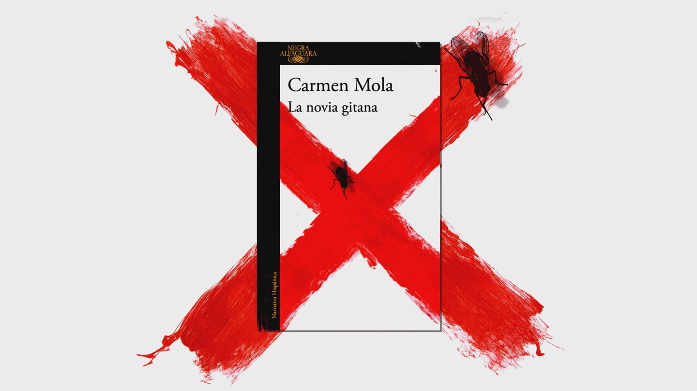 Género: Novela Negra | Autora: Carmen Mola | Editorial Alfaguara | 403  páginas | 19,90 € | *** Por Anton La Novia Gitana es una novela negra con  todas las ...