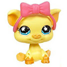 Littlest Pet Shop 3-pack Scenery Pig (#475) Pet