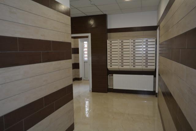 коридор первого этажа на львовской 15 жк святобор