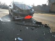 Csúnya baleset a Kemecsei úton