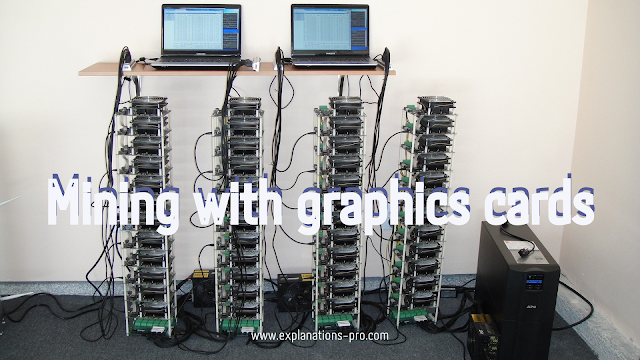 Mining with graphics cards