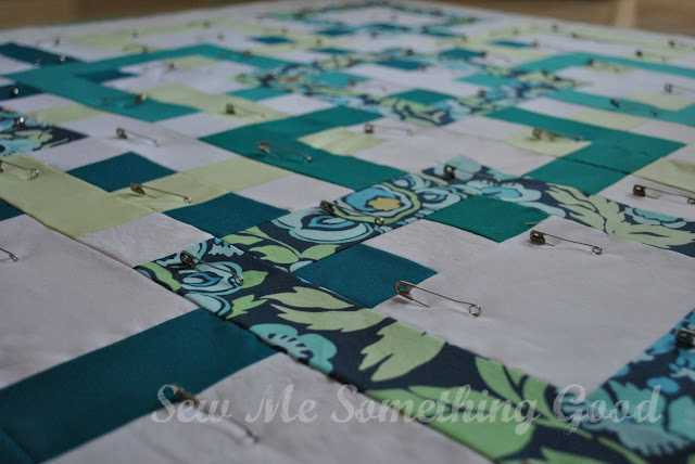 Sew Me Something Good The Least Favourite Part Of Quilting