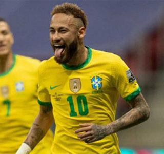 Copa America 2021 Brazil vs. Venezuela match full report Malayalam by Soccer Malayalam