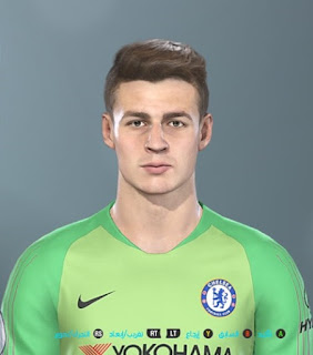PES 2019 Faces Kepa Arrizabalaga by Shenawy