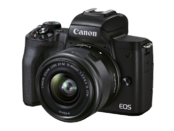 Canon EOS M50 Mark II Camera