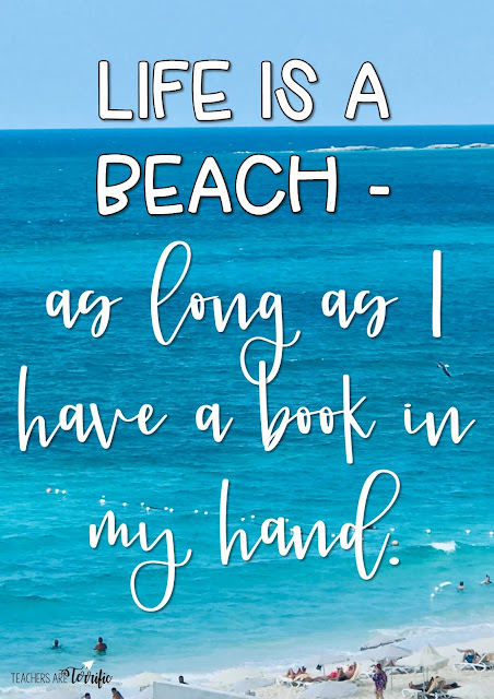 Book Reviews of five books that all have 'beach' in the title! Great beach-reads!