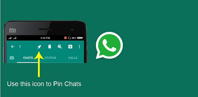 What WhatsApp Pin Feature? & How to Use WhatsApp Pin Feature?