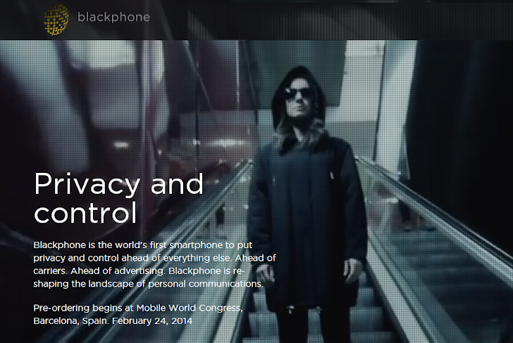 PGP Inventor announced encrypted PrivatOS based #BLACKPHONE against NSA surveillance