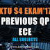 KTU S4 Previous Question Paper for ECE May-17 Exam