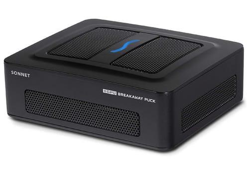 Sonnet eGPU Breakaway Puck Radeon RX 5500 XT for Mac